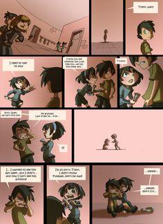 Total Drama Kids Comic pag 43 by Kikaigaku on DeviantArt