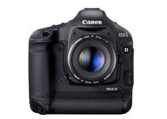 Canon Announces the EOS-1D Mark IV - http://digitalphototimes.com/canonnews/canon-announces-the-eos-1d-mark-iv/