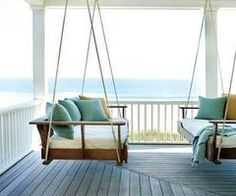 If I ever have a place on the beach...
