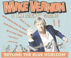 Mike Vernon Steps Beyond the Blues Horizon – RAMzine Rock News, Debut Album, Record Producer, Vernon, Blues