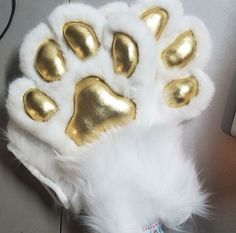 Fursuit Paws, Furry Art, Badge, Badges