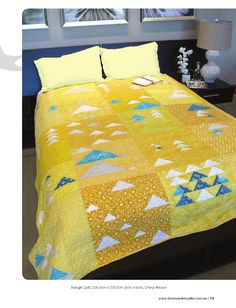 ISSUU - Down Under Quilts 156 Free by Practical Publishing