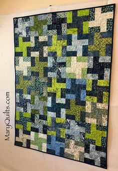 Rectangles, leftovers, & quilt math | Making Scrap Quilts from Stash