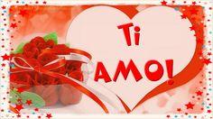 Ti amo! Italian Quotes, Emoticon, Christmas Bulbs, Symbols, Love, Holiday Decor, Gif, Verses, Mary