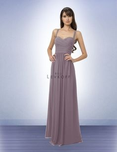 Love the style not really the color   Bill Levkoff Bridesmaid Dress Style 769 color Victorian lilac