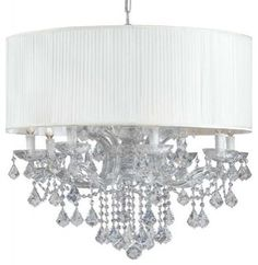 Crystorama Lighting Brentwood Chandelier traditional chandeliers #EasyPin