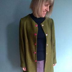 Chloe Coat   Sew Over It Pdf Patterns, Clothing Patterns, Jenny Johnson, Sew Over It, Coat Pattern Sewing, Online Tutorials, Chloe, Stylish, How To Make