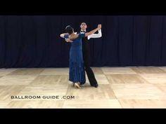 Silver Viennese Waltz: Reverse Fleckerl - YouTube