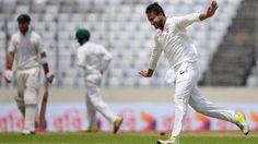Bangladesh record first Test win over Australia