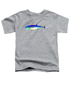 Toddler T-Shirt - Marine Life