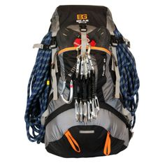 45L Extended Day Camping Backpack with full equipment!