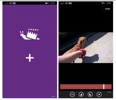 Slowly : Slow Motion video editing app for Windows Phones