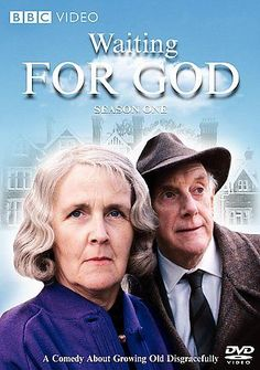 Waiting for God. Graham Crowden as Tom and Stephanie Cole as Diana, two spirited residents of a retirement home in Bournemouth, not quite ready to give up on life just yet. Sullivan Stapleton, British Tv Comedies, British Comedy, British Actors, Jaimie Alexander, Patricia Arquette, Eliza Taylor, Chloe Sevigny, Jeffrey Dean Morgan