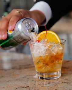 Cranium Bolts: Scotch love with Coco Rocha