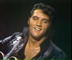 Goodnight by Elvis | elvis 68 leather Pictures, Images and Photos