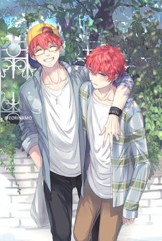 Image discovered by Ƙιтѕυ~ ღ. Find images and videos about anime, anime boys and mystic messenger on We Heart It - the app to get lost in what you love. Mystic Messenger Characters, Mystic Messenger Fanart, Anime Manga, Anime Guys, Seven Mystic Messenger, Mystic Messenger Unknown, Ruki Mukami, Saeran Choi, Saeyoung Choi
