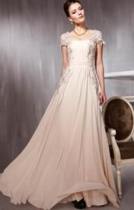 pretty-lace-sleeves-long-brides-party-dress