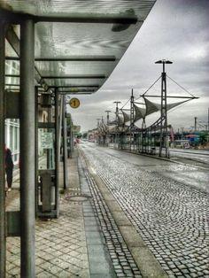 Bus station Offenburg
