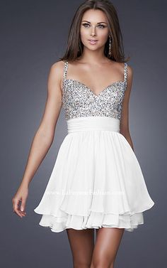 COCKTAIL DRESSES | La Femme Fashion 2013 - La Femme Prom Dresses - Dancing with the Stars