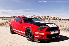 FORD GT500