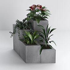 Jardins modernos por Bettoni