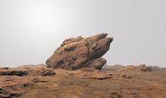 ArtStation - Desert Rock, Myeong Sup Kim