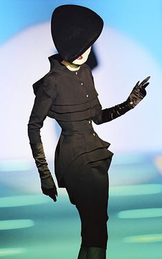 Mugler  Les Insects  F/W 97/98