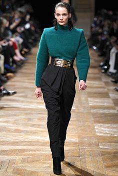 Balmain Fall 2013 Ready-to-Wear - Collection - Gallery - Style.com