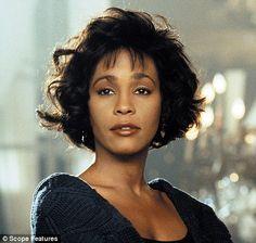 "Whitney Houston in ""The Bodyguard"" (1992)"