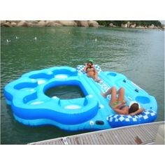 I so Want this for those Summer Floats on The Lake/River!!