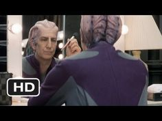 Galaxy Quest (1998).  One of the best space film spoofs ever.  Alan Rickman makes this movie for me.