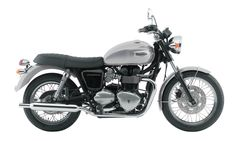 Triumph Bonneville T100, you're mine!
