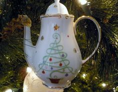 another teapot ornament :)