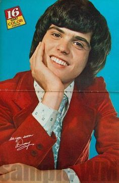 Donny Osmond - osmond pictures 132 - Osmondheaven Photo Gallery - My Personal Collection of Osmond Memorabilia