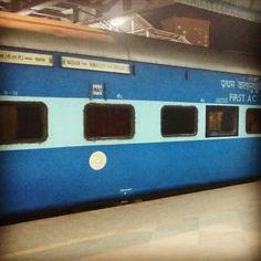 Konkankanya AC firstclass Mumbai - Goa