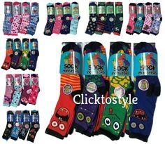 Lyallpur Fashions 6 Pairs White Lace Frill Socks Girls Kids Children Soft Polycotton Comfortable