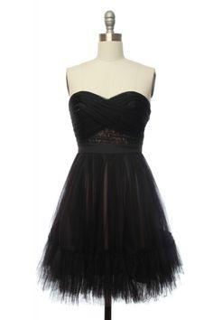 Ballerine Rebellion Dress @ www.laceaffair.com