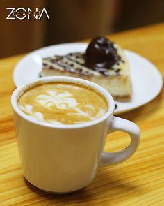 #dia6 Darse un gusto es un reforzamiento a la actividad que se realiza bien sea de estudio o tu emprendimiento.  Así que si te vas a premiar que sea con un delicioso postre y café en @zona_cafe.  El entusiasmo y la buena vibra son características de un buen día por suerte aquí contamos con las dos! Quieres un día a todo dar? Comiénzalo en Zona Café!  Encuéntranos en San Jacinto en el 1er. Piso del C.C. Profesional Ciudad Jardín.  Síguelos:  @zona_cafe  @zona_cafe  @zona_cafe  @zona_cafe…