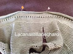 LA CANASTILLA DE CHARO: CUBRE PAÑAL- BRAGA, BASICO 0-3 MESES Tricot Baby, Baby Shawer, Yarn Colors, Crochet Baby, Knitted Hats, Little Girls, Rompers, Blanket, Knitting