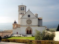 The Papal Basilica of St. Francis of Assisi | Assisi, Italy