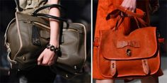 Fashion Week Handbags: Loewe Spring 2013