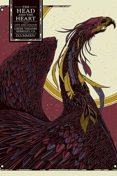 12. The Bungaloo | 40 Stunningly Beautiful Concert Posters