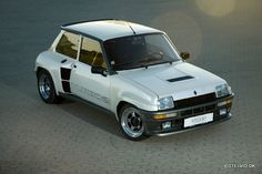 1986 Renault Turbo 2.