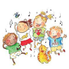 Preschool music lesson blog