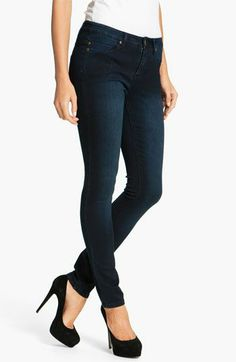 7c5b56773c Liver Pool Abby Skinny Jeans Liverpool Jeans, Petite Women, Dark Denim,  Clothing Sites