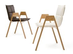 Stackable chair with armrests LAB | Chair - Inno Interior