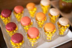 Sunflower Party   Macarons Styling & Design - Distinct Occasions (www.distinctoccasions.ca)