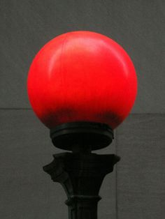 wall street subway lamp by striatic, via Flickr