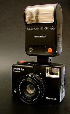 Agfa Optima Sensor 355  by Schlagheck-design