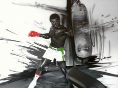 Gym Graffiti Ali